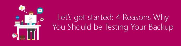 test backups