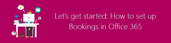 bookings office 365