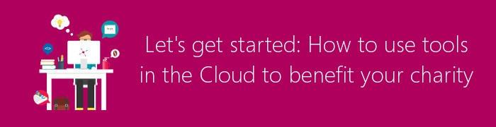 cloud tools charity