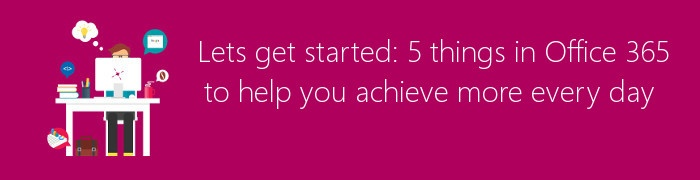office 365 achieve more