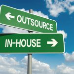 outsource inhouse